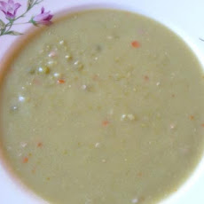 Split Pea Soup a La Julia Child