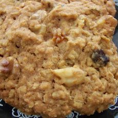 Charmaqine's Oatmeal Cookies With Raisins, Dates, and Walnuts