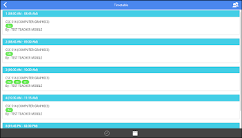 Screenshot of IIS