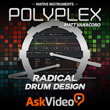 Radical Drum Design: Polyplex