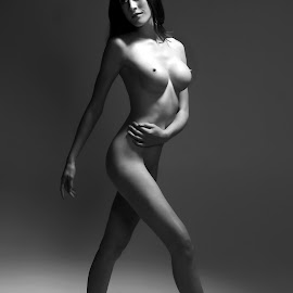 Dancing girl by Steve Smith - Nudes & Boudoir Artistic Nude