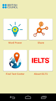 Screenshot of IELTS Word Power