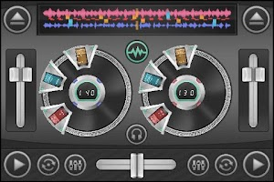 Screenshot of DJ PRO