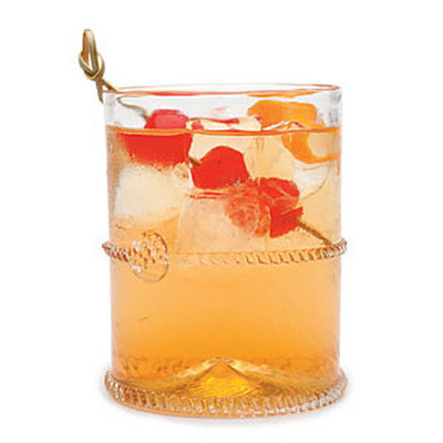 Satsuma Old-Fashioned