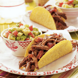 Slow-Cooker Roast for Tacos