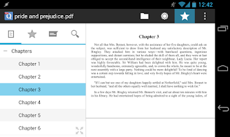 Screenshot of qPDF Notes Pro PDF Reader