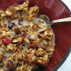 Dianne's Fruit And Nut Granola
