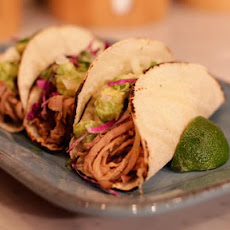 Chipotle Pork Soft Tacos