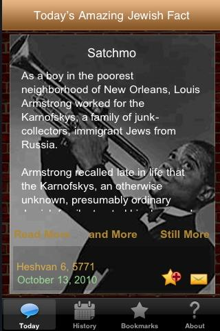 【免費教育App】Amazing Jewish Facts Calendar-APP點子