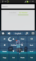 Screenshot of Zombie Keyboard