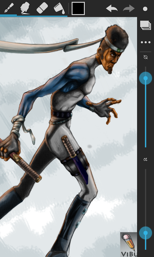 ArtFlow: Paint Draw Sketchbook Screenshot 5