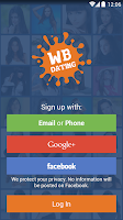 Screenshot of WB - #1 Online Dating App