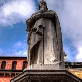 Dante by Darin Williams - Buildings & Architecture Statues & Monuments