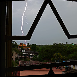 Lightning by Abhishek Ghosh - News & Events Weather & Storms