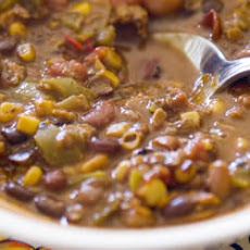 Veggie Vegetarian Chili