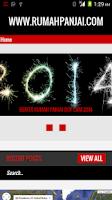 Screenshot of RUMAH PANJAI FM