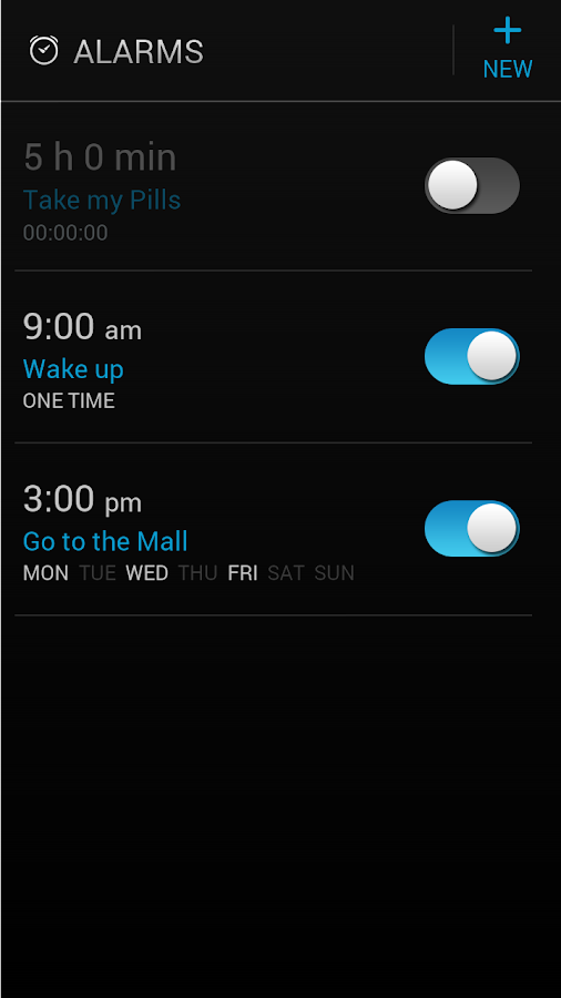 Alarm Clock Screenshot 4