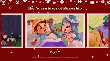 Screenshot of The Adventures of Pinocchio