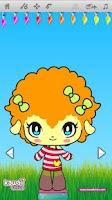 Screenshot of Color Kawaii Chics