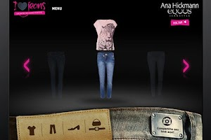 Screenshot of Equus - I Love Jeans