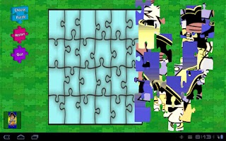 Screenshot of Puzzle Mania Preschool
