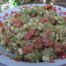 Sherry's Outstandingly Fresh Guacamole