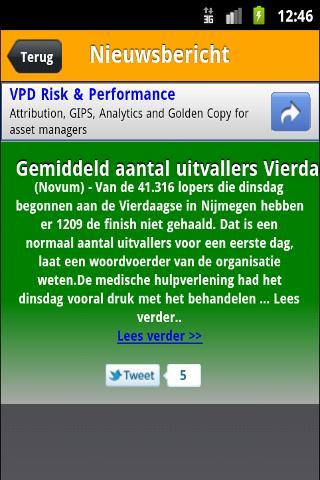 【免費旅遊App】Nijmeegse Vierdaagse-APP點子