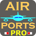 Airport Codes PRO icon