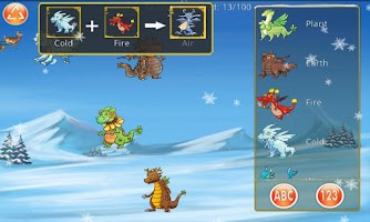 Screenshot of Dragon Alchemy