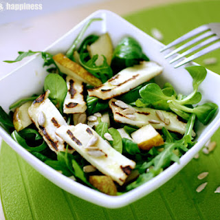 Halloumi Cheese Salad Recipes