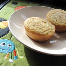 Friendship Corn Muffins (Amish Friendship Starter)