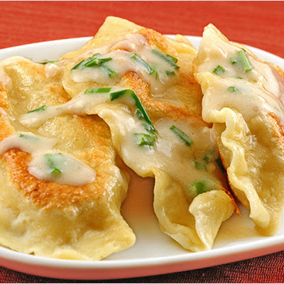 Potato and Cheese Pierogi