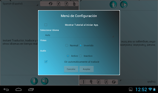 App Instant Traductor Light apk for kindle fire