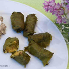 Stuffed Grape Leaves (persian)