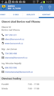 Boršov nad Vltavou - screenshot