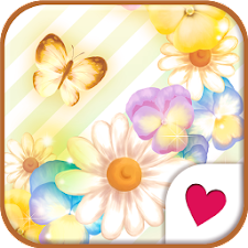 Cute wallpaper★Colorful flower
