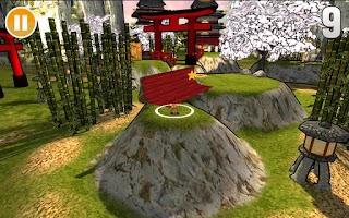Screenshot of Armaroller (3D Mini Golf)