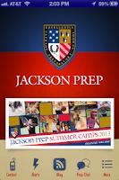Screenshot of My Jackson Prep