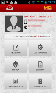 App MD Pulsa APK for Windows Phone