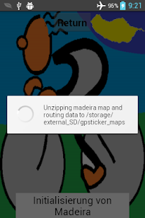 GpsTicker3 Madeira - screenshot