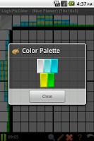 Screenshot of LogicPicColor