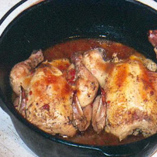 Mogambo! (Baked Chicken)