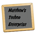 Matthew's techno enterprise icon
