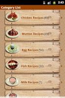 Screenshot of Best Indian Cooking
