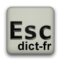 French dictionary (Français) icon