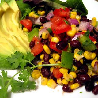 Fiesta Corn And Black Bean Salad Recipes