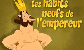 Screenshot of Les habits neufs de l'empereur