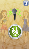 Screenshot of Girls Voice Changer