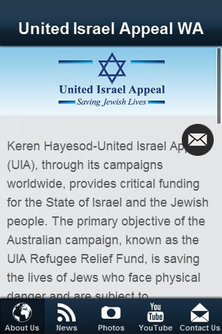 United Israel Appeal WA