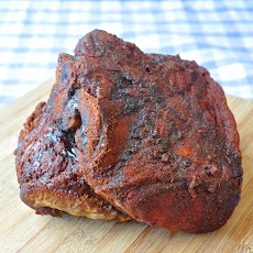 Slow Roasted Dry Rubbed Pulled Pork